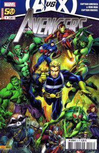The Avengers (revue) – V 3, T8 : L'effet papillon (0), comics chez Panini Comics de Brubaker, Deconnick, Bendis, Bunn, Kitson, Zircher, Soy, Simonson, Deodato Jr, Bagley, Mounts, Keith, Tartaglia