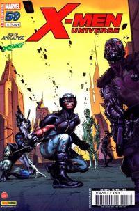 X-Men Universe T8 : Génération brute (0), comics chez Panini Comics de Wood, Lapham, Remender, Noto, Tedesco, Lopez, Gianfelice, Loughridge, White, Rosenberg, Ponsor, Opeña
