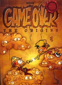 Game Over : The origins (0), bd chez Mad Fabrik de Midam, Angèle, Feuillat