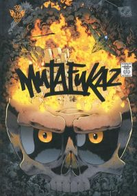 Mutafukaz T4 : De4d End, comics chez Ankama de Run