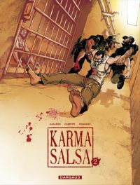 Karma Salsa T2, bd chez Dargaud de Charlot, Callede, Campoy, Sutter