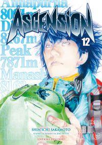 Ascension T12, manga chez Delcourt de Nitta, Sakamoto, Nabeta