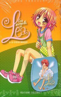 Les secrets de Lea T3, manga chez Delcourt de Yabuuchi