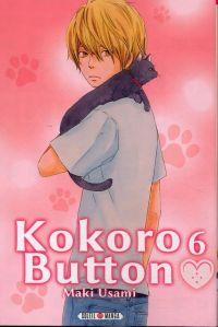 Kokoro button T6, manga chez Soleil de Usami