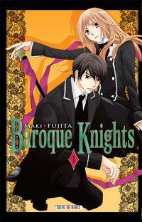 Baroque knights  T1, manga chez Soleil de Fujita