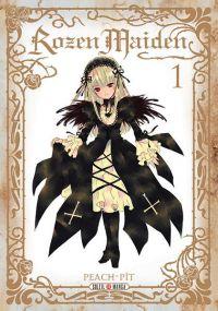 Rozen maiden – Saison 1, T1, manga chez Soleil de Peach-Pit