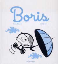 Boris, bd chez La pastèque de Simard