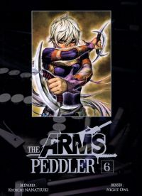 The Arms Peddler T6 : , manga chez Ki-oon de Nanatsuki , Night Owl