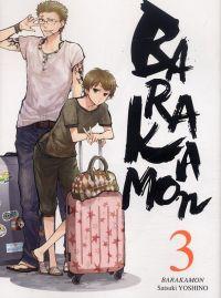 Barakamon T3, manga chez Ki-oon de Yoshino