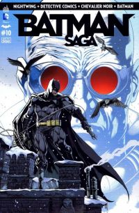 Batman Saga T10, comics chez Urban Comics de Snyder, Higgins, Tynion IV, Winick, Daniel, Irwin, Finch, Ferreira, Guinaldo, Friend, Fabok, Florea, José, Eddy Barrows, Reis, Morey, Steigerwald, Oback, Pantazis