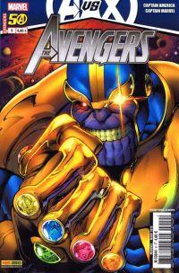 The Avengers (revue) – V 3, T9 : Un nouveau monde (0), comics chez Panini Comics de Brubaker, Bunn, Deconnick, Bendis, Eaton, Soy, Simonson, Bagley, Guru efx, Keith, Rodriguez, Quintana, Mounts