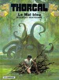 Thorgal T25 : Le mal bleu (0), bd chez Le Lombard de Van Hamme, Rosinski