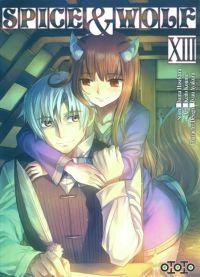 Spice and wolf  T13, manga chez Ototo de