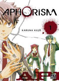 Aphorism T1 : , manga chez Pika de Karuna