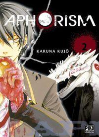 Aphorism T2 : , manga chez Pika de Karuna