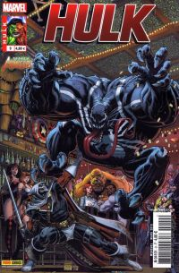 Hulk T9 : Dans le vide (0), comics chez Panini Comics de Remender, Parker, Aaron, Eaglesham, Scalera, Talajic, Staples, Wilson, Charalampidis, Arbuto, Martin jr, Adams