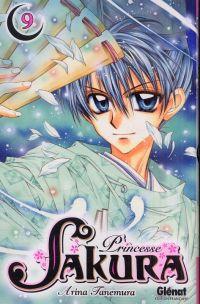 Princesse Sakura T9, manga chez Glénat de Tanemura