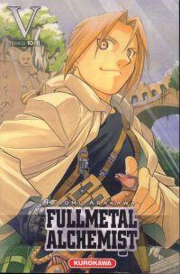 Fullmetal Alchemist - edition double T5, manga chez Kurokawa de Arakawa