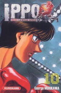 Ippo – Saison 3 - La défense suprême, T10, manga chez Kurokawa de Morikawa