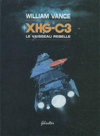 XHG-C3, bd chez Gibraltar de Vance