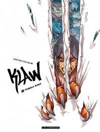Klaw T2 : Tabula rasa (0), bd chez Le Lombard de Ozanam, Jurion
