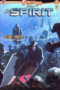 First Wave T2, comics chez Ankama de Hine, Moritat, Bautista, Ladrönn