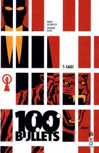 100 Bullets – Edition Hardcover, T7 : Cages (0), comics chez Urban Comics de Azzarello, Risso, Mulvihill, Johnson