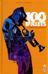 100 Bullets T8 : Périple pour l'échafaud, comics chez Urban Comics de Azzarello, Risso, Mulvihill, Johnson