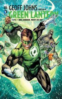 Geoff Johns présente T3 : Hal Jordan, mort ou vif  (0), comics chez Urban Comics de Johns, Reis, Acuña, Baumann