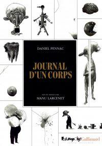 Journal d'un corps, bd chez Futuropolis de Pennac, Larcenet