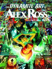 The Dynamite Art of Alex Ross, comics chez Dynamite Entertainment de Ullmeyer, Ross