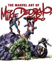 The Marvel art of Mike Deodato Jr., comics chez Marvel de Rett Thomas, Deodato Jr