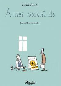 Ainsi soient-ils : Journal d'un inventaire (0), bd chez Makaka éditions de Vilain