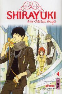 Shirayuki aux cheveux rouges T4, manga chez Kana de Akizuki