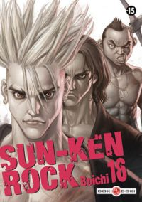 Sun-Ken Rock – Edition simple, T16, manga chez Bamboo de Boichi