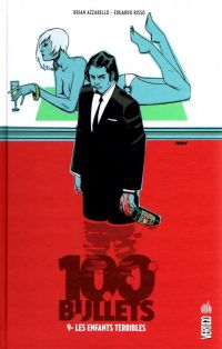 100 Bullets T9 : Les enfants terribles, comics chez Urban Comics de Azzarello, Risso, Mulvihill, Johnson