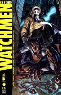 Before Watchmen T2, comics chez Urban Comics de Straczynski, Cooke, Azzarello, Wein, Conner, Kubert, Lee, Jones, Kubert, Higgins, Chung, Mounts, Anderson, Noto, Sinclair, Lee