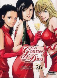 Les gouttes de Dieu T26, manga chez Glénat de Agi, Okimoto