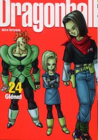 Dragon Ball – Ultimate edition, T24, manga chez Glénat de Toriyama