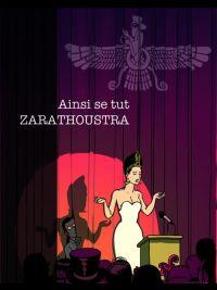 Ainsi se tut Zarathoustra, bd chez La boîte à bulles de Wild