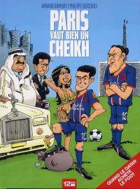 Paris vaut bien un cheikh, bd chez 12 bis de Ramsay, Bercovici, Bonaventure