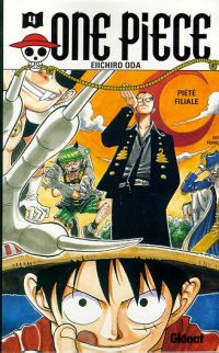One Piece T4 : Un chemin en pente raide (0), manga chez Glénat de Oda