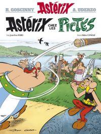 Astérix T35 : Astérix chez les pictes (0), bd chez Albert René de Ferri, Conrad, Mébarki, Delerue, Leroi
