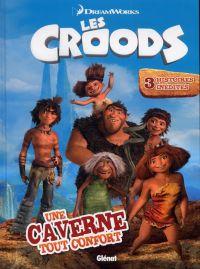 Les Croods T1, bd chez Glénat de Collectif