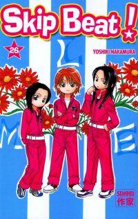 Skip beat ! T26 : , manga chez Casterman de Nakamura
