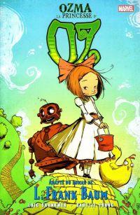 Le magicien d'Oz T2 : Ozma la princesse d'Oz (0), comics chez Panini Comics de Shanower, Young, Beaulieu