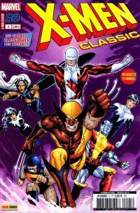 X-Men (revue) – Classic, T5 : Les survivants (0), comics chez Panini Comics de Raab, Claremont, Cassaday, Byrne, Wein, Oliff, Wright, Yanchus