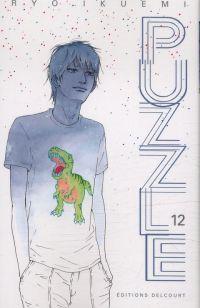 Puzzle T12, manga chez Delcourt de Ikuemi