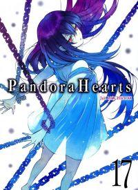 Pandora Hearts T17, manga chez Ki-oon de Mochizuki