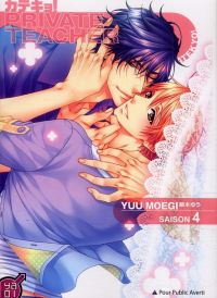 Private teacher T4, manga chez Taïfu comics de Moegi